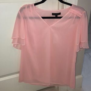 Banana Republic Tops - NWT Banana Republic Pink Blouse
